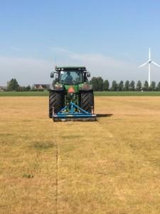 Erth  PanBuster grasland woeler met schijven. Vraag nu de  Demo aan. 2