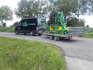 Moreni combinatie afgeleverd in Middenmeer door A. Gerritsen