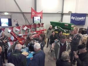 Ovlac , Moreni , Ag-Leader staan ook op het Snert Event 2017 bij www.boerted.nl te Zuidschermer