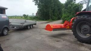 Tierre  TCL Super 200 afgeleverd te Uitgeest